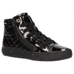 Mid boots woman GEOX J944GD 000HH J KALISPERA C9999 BLACK