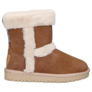 boots woman PEPE JEANS PGS50176 ANGEL FOLD 859 TOBACCO